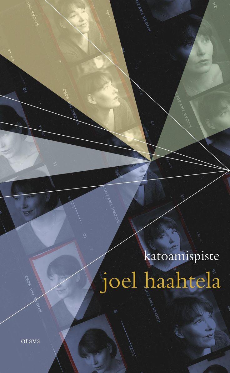 Title: Katoamispiste | Author: Joel Haahtela | Designer: Päivi Puustinen