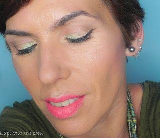 LAPINTURERA - Blog de cosmética, maquillaje y belleza.: A la mitad del verano: Maquillaje de día con Neve cosmetics