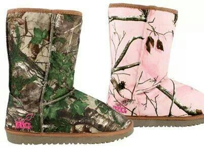 realtree girl uggs