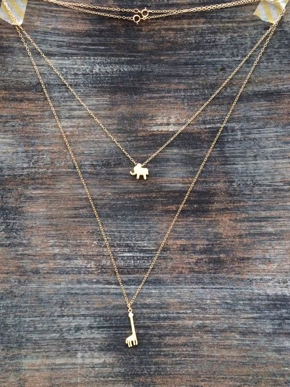 These adorable tiny charm necklaces are made with 14K gold-filled chain, 18 length or 22 length (message me for other length requests) and back