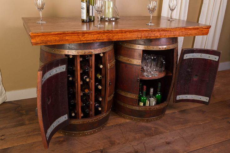 Best 25 Wine Barrel Table Ideas On Pinterest Barrel