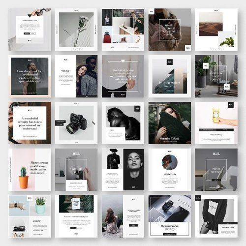 designeour:    Stylish Social Media Pack by GoaShape >> Go...