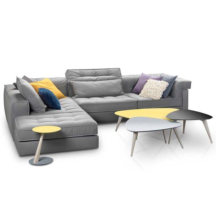 Γωνιακός Καναπές EDISON της sofacompany
