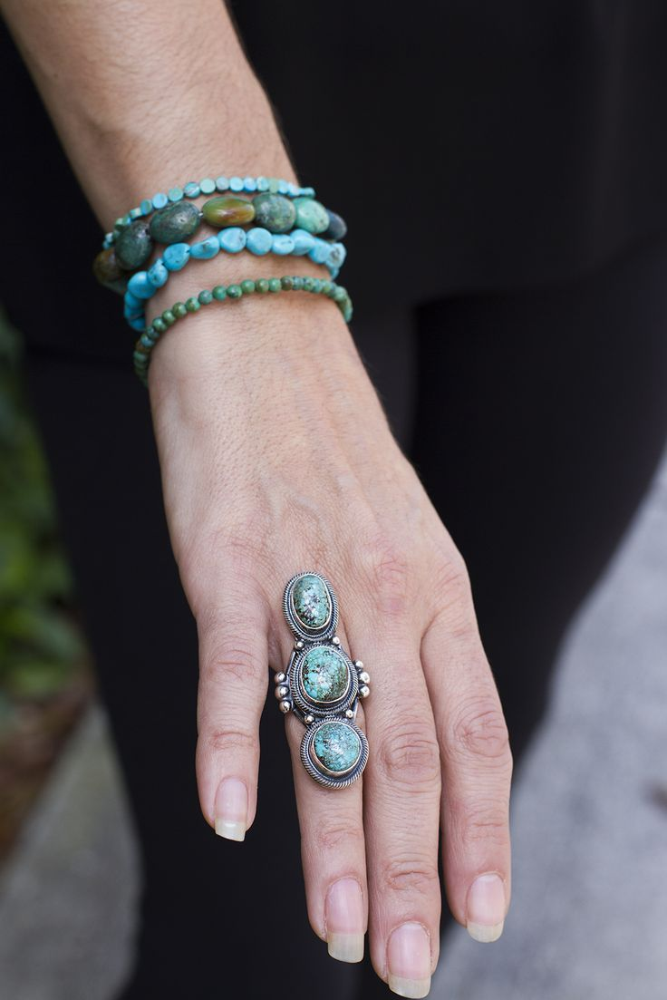 25+ best Native American Turquoise Rings images by Silver Eagle ...