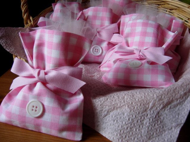baby girl birth favors