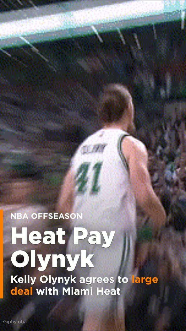 Kelly Olynyk agrees to surprisingly large deal with Miami Heat [Video]