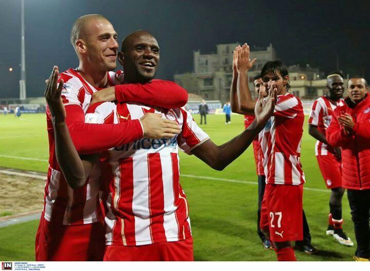 2014 kalloni vs Olympiacos