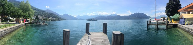 A beautiful day in Lucerne Switzerland || Click on the photo to discover the most incredible destinations with us :)