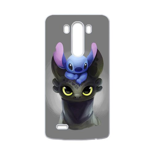 Stitch Toothless Case for LG G3