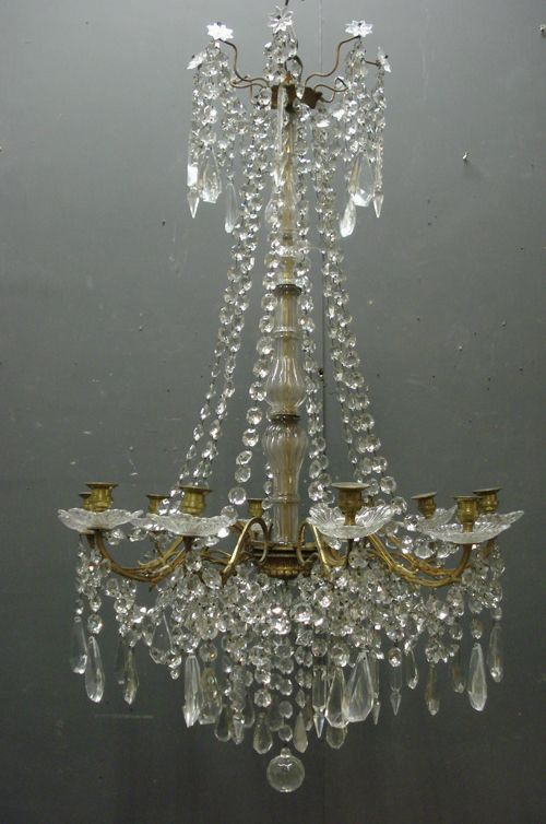 19th century antique French chandelier from www.jasperjacks.com - 19th Century Antique French Chandelier From Www.jasperjacks.com