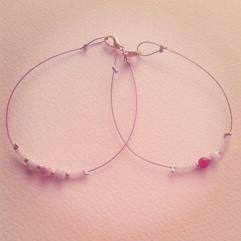 New handmade bracelets for minimal tastes by 《 Faux and precious 》