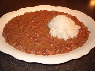 South Louisiana Cuisine: Cajun Red Beans and Rice