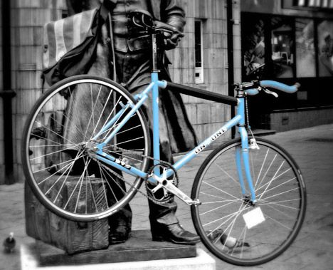 Top 7 Reasons Why Fixed-Gear Bikes are Oh-So Hot Right Now : TreeHugger