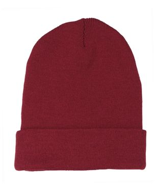 EVERYDAY BEANIE BURGUNDY