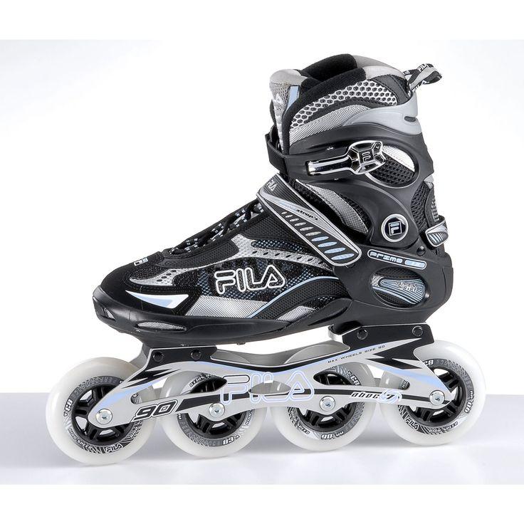 FILA PRIMO LX 90 LADY, De Fila Primo LX 90 Lady is een sportief paar skates met grotere wielen