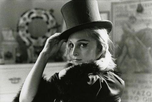 Mario Dondero - Laura Betti, 1960s