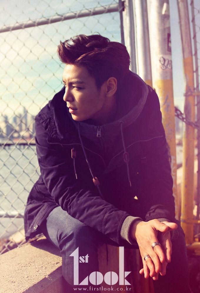 T.O.P [Choi Seung Hyun] - 1st Look Magazine