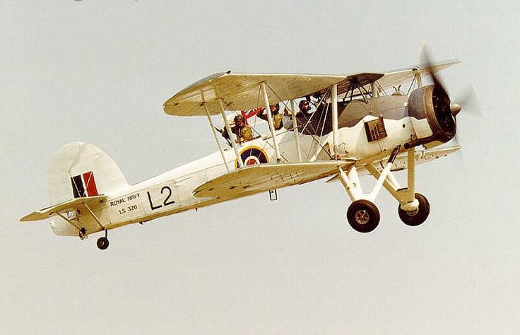 RNHF Swordfish LS326 preserved and very much airworthy.