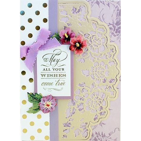 Anna Griffin® Cuttlebug™ Decorative Border Die Set