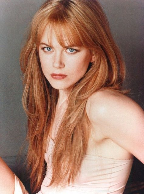 Nicole Kidman - practical magic hair. My dream haircut that no hairstylist seems to understand. :/