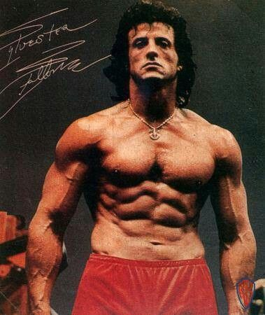 "Sylvester Stallone - Born on July 6, 1946, in New York. Height: 5' 10"" ... American actor, screenwriter and film director."