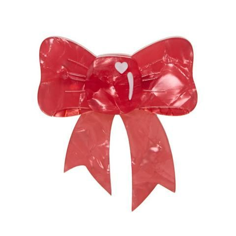 "Erstwilder Limited Edition Pretty Little Thing Brooch. ""A birthday bow made from birthday ribbon. What's the occasion? you ask. Well now you're just being silly. """