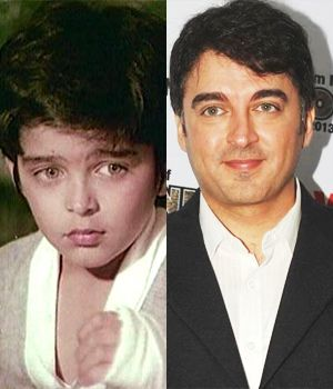 The cute kid who played the role of Shabana Azmi and Naseeruddin Shah's son in the cult film Masoom is none other than the actor-filmmaker Jugal Hansraj. He wasn't much successful as an actor but found a little success as a filmmaker.