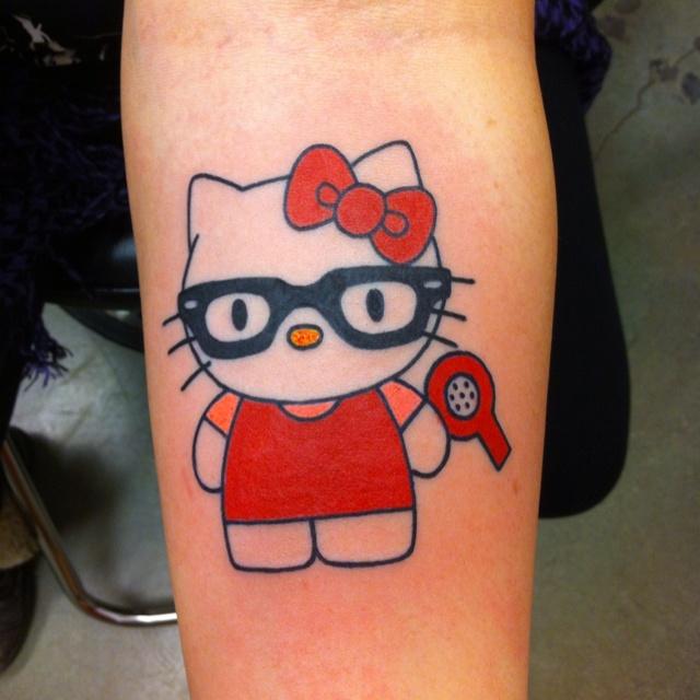 Tribal Hello Kitty: 333 Best Hello Kitty Tattoos Images On Pinterest