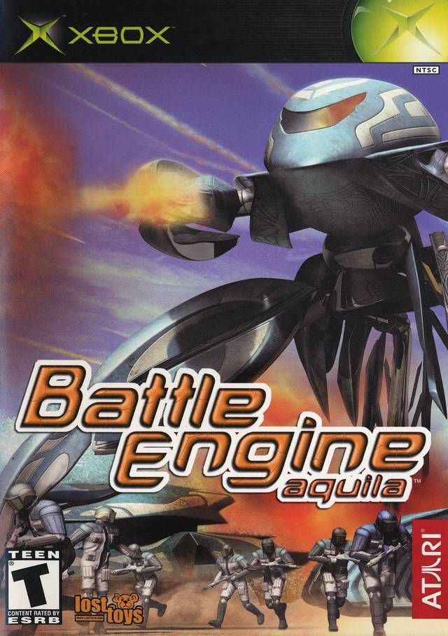 Battle Engine Aquila (Microsoft Xbox, 2003) Complete