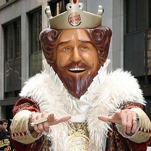 The Burger King... #KingsCourtMember #Mariners