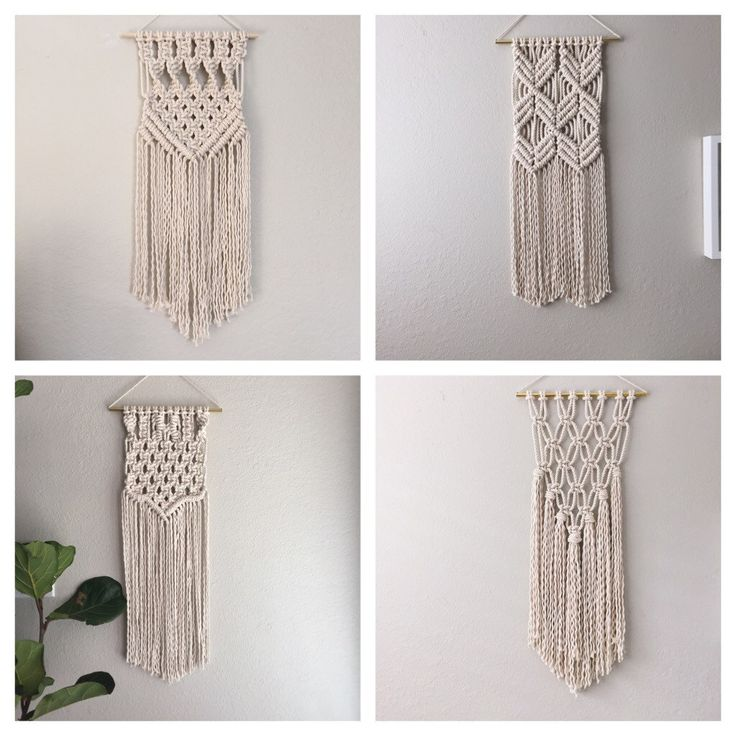 25+ Best Ideas About Macrame Wall Hanging Diy On Pinterest