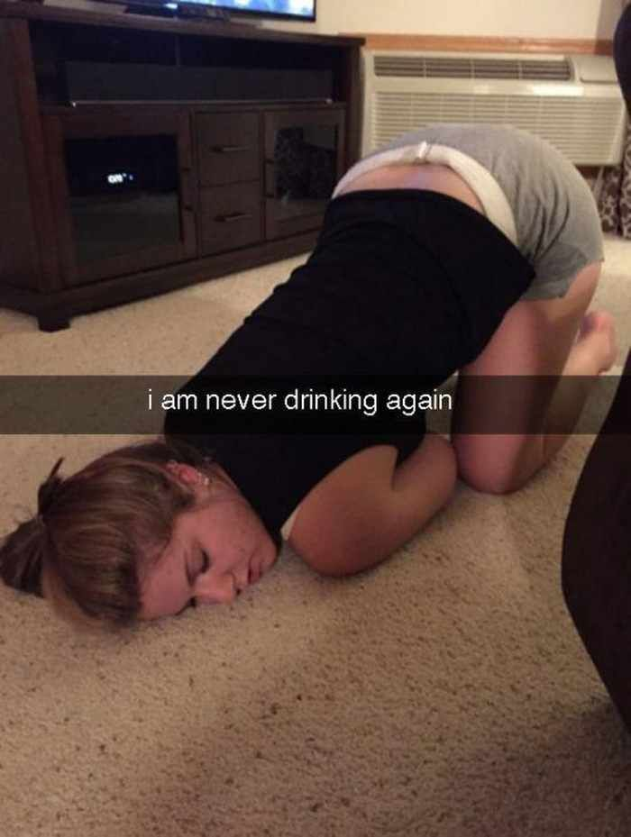 95 for days drunk teen