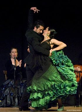 Flamenco - The passion of this dance and the tango...