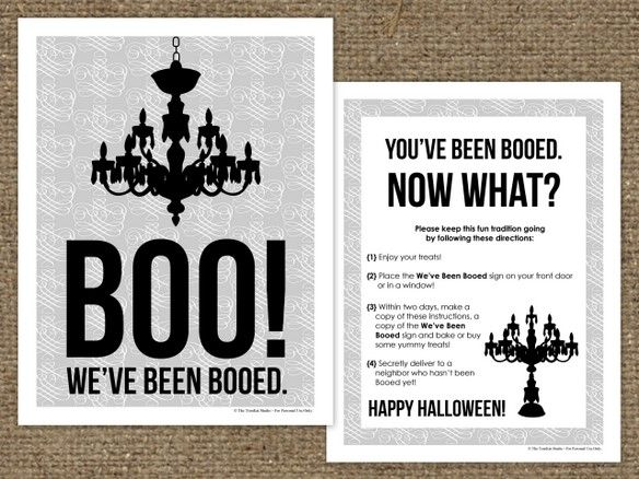 You asked for a new BOO sign! Here it is! Happy Halloween!