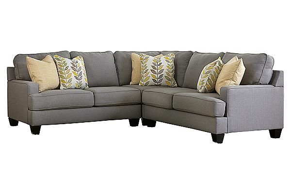 The Chamberly 3 Piece Sectional From Ashley Furniture Homestore With Ample