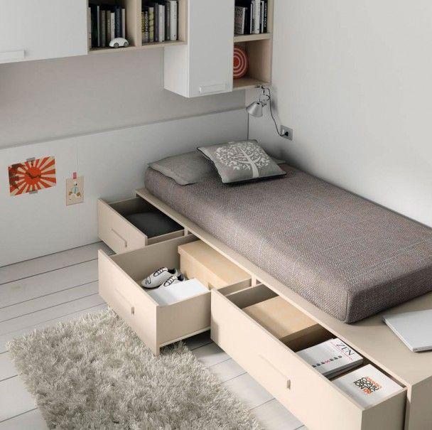Tienda muebles modernos,muebles de salon modernos,salones de diseño Madrid: DORMITORIOS JUVENILES SLANG GO DE JJP