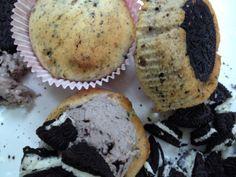 Wir lieben Oreos! Ihr auch? Probiert doch mal unser neues Rezept für Oreo Muffins auf https://zauberloeffel.wordpress.com/2015/10/03/oreo-muffins/ aus! / We love Oreos! If you do too you should try our recipe for oreo Muffins on https://zauberloeffel.wordpress.com/2015/10/03/oreo-muffins/ Instructions in German.