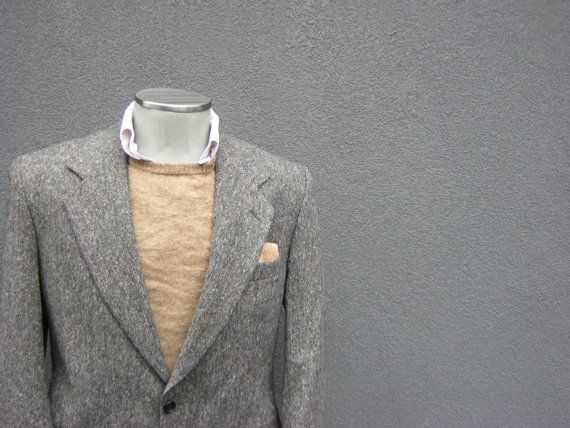 Vintage Magee Donegal Tweed Suit Jacket / Union by BudeVintage