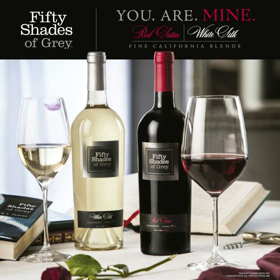 Wine Fifty shades