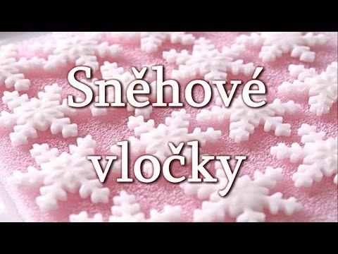 Sněhové vločky / Helenčino pečení - YouTube