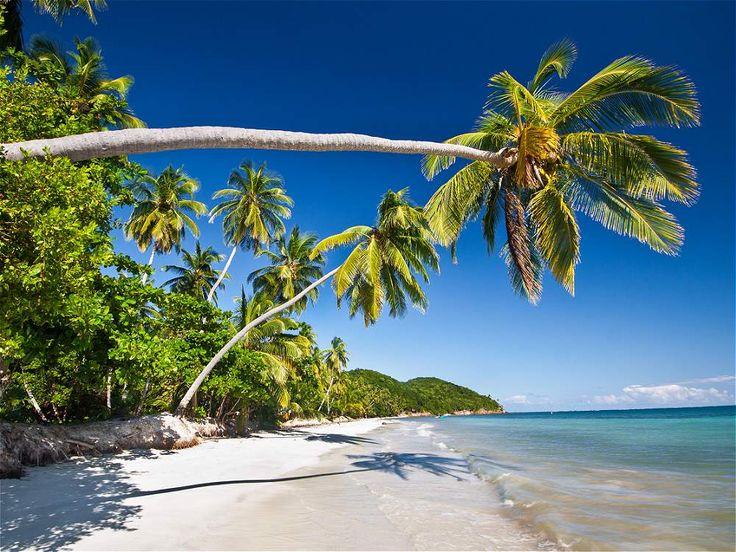 'Atardecer en la bahía', en la Isla de Providencia, Archipiélago de San Andrés.  LIFE IN COLOMBIA