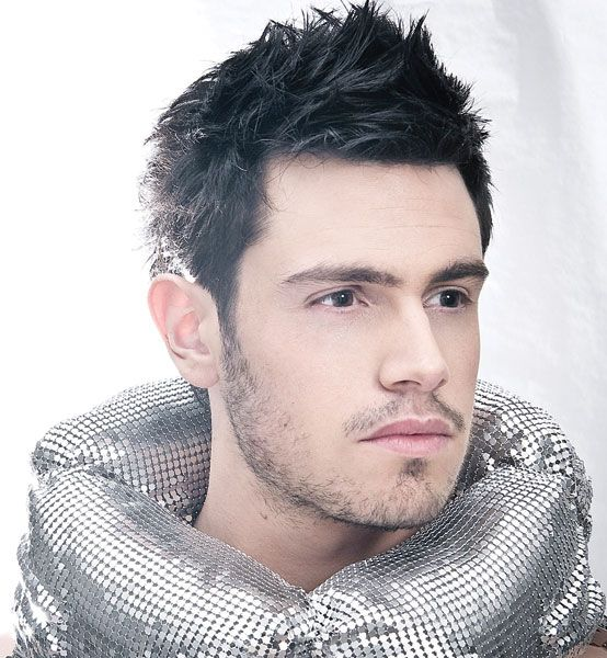 The men's collection created by Team XYZ. See more hair at www.modernsalon.com/hair-photos