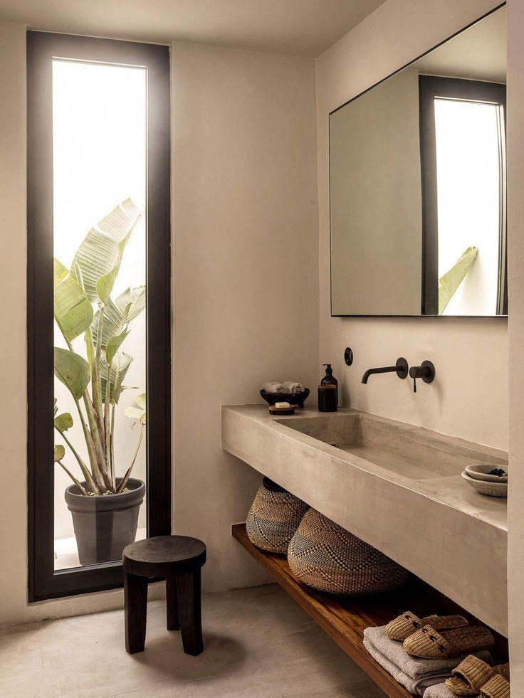 Est Living Casa Cook Kos Annabell Kutucu Michael Schickinger 5 Bathroominteriordesign Bathroom Interior Design Bathroom Interior Home Interior Design