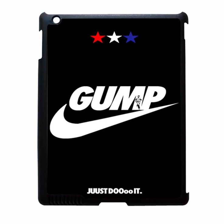 Case Design cell phone accessories cases : Gump Just Do It iPad 2 Case : Just Do It, Ipad 2 Case and Ipad Case