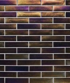 Botella Flamed Antique Gold Mosaic Tile™
