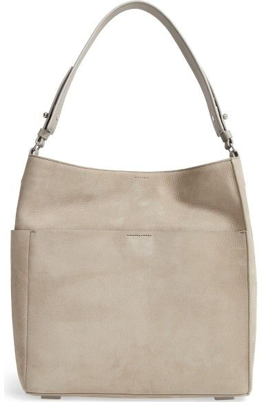 ALLSAINTS Echo North/South Calfskin Tote. #allsaints #bags #leather #hand bags #tote #