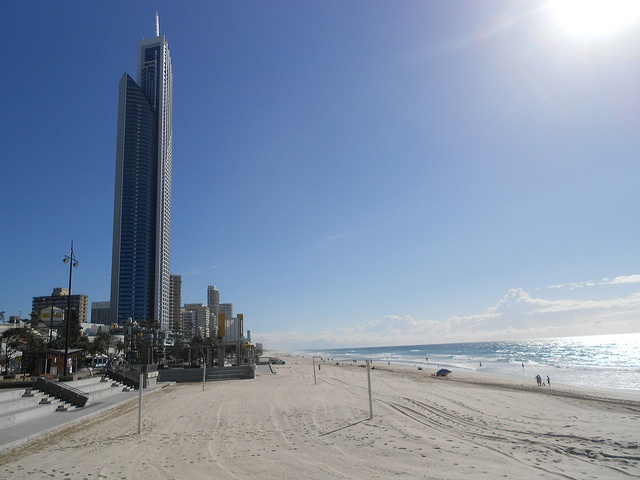 Soul - one of the tallest buildings in Australia - at Surfers Paradise on the Gold Coast