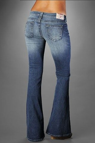 1000  images about Flared Jeans on Pinterest