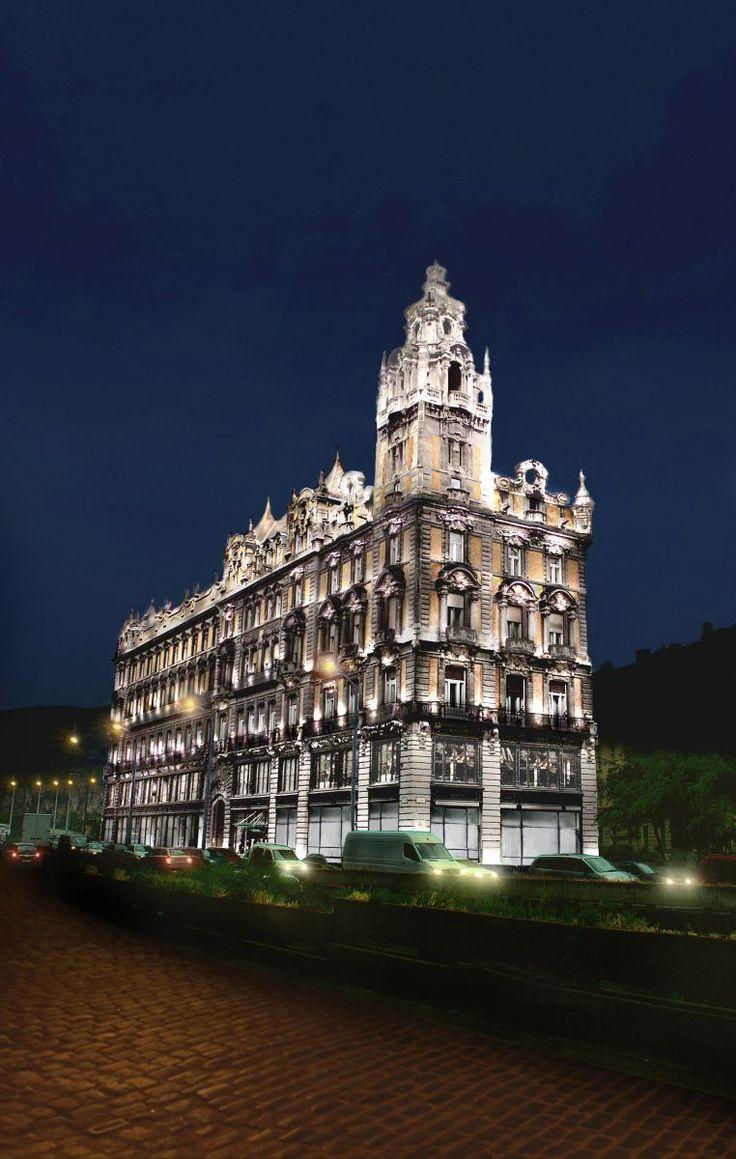Buddha Bar Hotel Budapest Klotild Palace