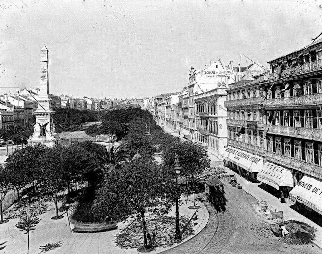 Restauradores, anterior a 1900